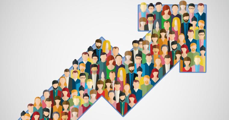 رشد کاربران
